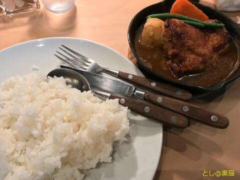 アルペンジロー 若鶏スープカリー