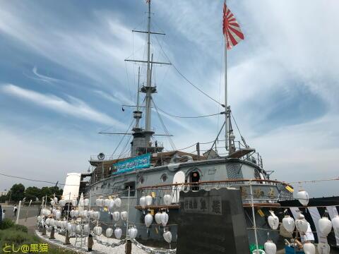 横須賀海軍カレー本舗 ハイフリ 晴風カレー 巡航中