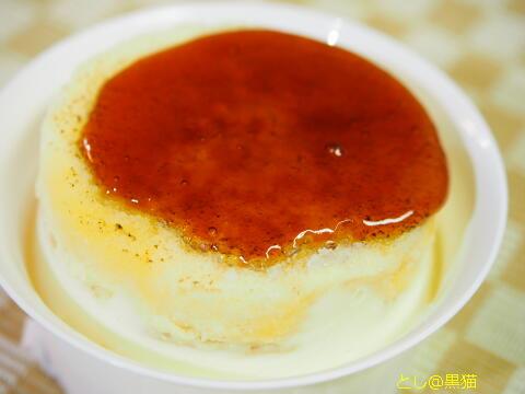 ファミマのブリュレ チーズケーキ