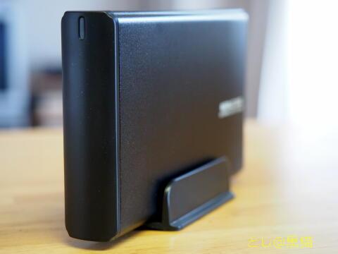 玄人志向 USB 3.0 高速転送 外付け