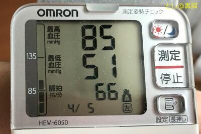 何をするにもだるいのは低血圧のせい