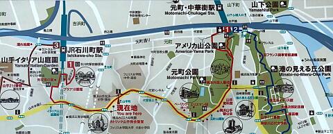 横浜 山手 洋館巡り 散歩